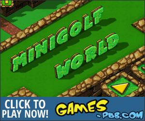 Play Mini Golf World at games-pbb.com