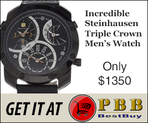 Steinhausen Black Best Buy