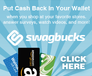 put cash in your wallet with swagbucks