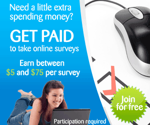 Get paid to take surveys at vindale research