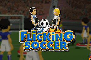 Game Review: Flicking Soccer at www.games-pbb.com